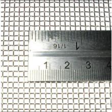 Malha tecida de alta elasticidade da tela de fio do aço