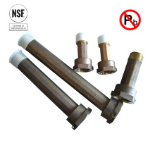 NSF-61 low lead Brass Water Meter Fitting