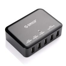 Station de recharge USB ORICO 5 ports USB avec IC de recharge intelligente (DCAP-5S)