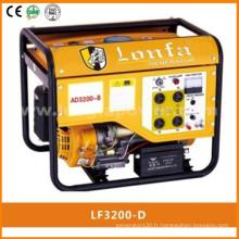 Générateur d'essence à usage domestique Lonfa 2kw pour l'Egypte