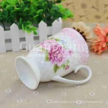 Taza fina de la porcelana de la calidad excelente del precio competitivo