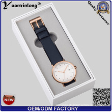 Yxl-465 Werbungs-Uhr-Kasten-Leder passt Kästen Papierverpackungs-Armbanduhr-Kästen auf Wholesale Soem-Logo-Fabrik