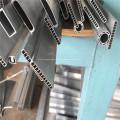 Tube plat multi-ports extrudé en aluminium