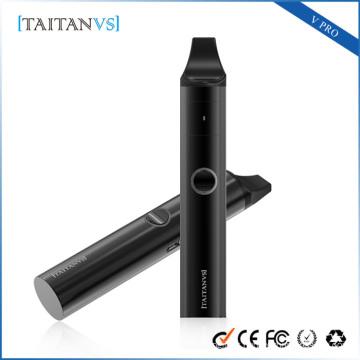 Alibaba malaisie originale e-cigarette / contrôle de la température meilleure vape stylo pour la cire