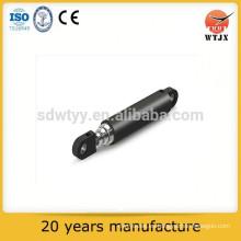Cilindro hidráulico de acción simple de calidad asegurada para remolque