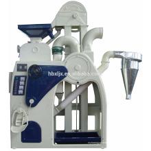 Vente chaude 1000 kg / h automatique mini riz moulin prix de la machine