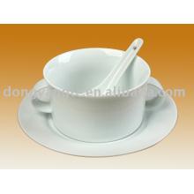 juegos de taza y platillo de cerámica