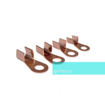 Kundenspezifische Stanzen von Kupferprodukten