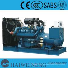 Potencia eléctrica trifásica del generador de 110kw / 140kva de la salida de la CA por el motor diesel de los EEUU (fabricante del OEM)