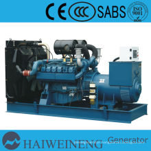 AC Single Phase Output Type 70kw/85kva generator electric power by USA diesel engine(OEM Manufacturer)