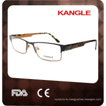 2017 New Young Man metal optical eyeglasses, metal optic frame
