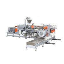 Ligne de granulation pour système de mélange pour PVC