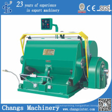 Ml Series Semi Automatic Fabric Plasma Wood Cloth Cutting Machine