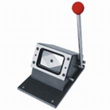 La tarjeta manual al por mayor del PVC de la fábrica cortó con tintas el cuchillo / el cortador de la foto de la tarjeta de la tarjeta de identificación / el cortador