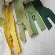 #5 Nylon Invisible Polyester Zipper for Garment