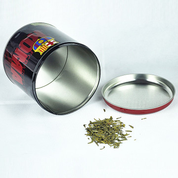 Empty Tin Cans Paint, Large Round Tin Can, Empty Metal Tin Can