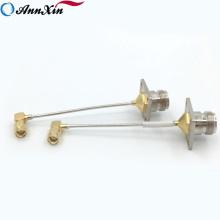 Manufactura de N macho a cable coaxial macho SMA de RP SMA