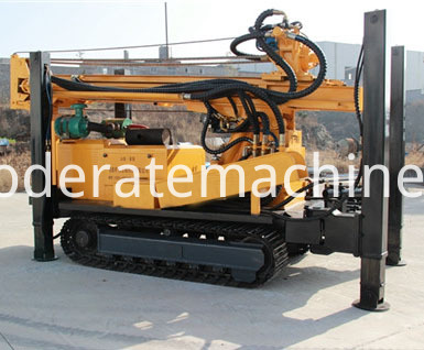 FY600 water well drilling rig 1