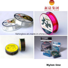 100m/300m Pink Color Nylon Monofilament Line