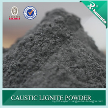 Super Caustic Lignite Powder/Flakes for Oil Drilling Mud Additive