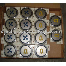 Elevator push button,Lift parts