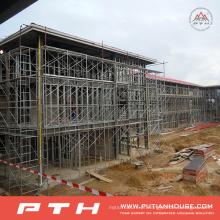 Armazém personalizado da construção de aço do projeto de 2015 Pth