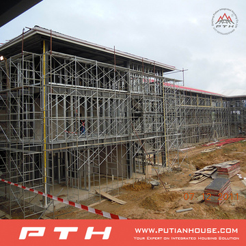 Professional Design Low Cost Steel Structure Warehouse with Easy Installation