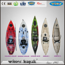 Good Quality Single Plastic Fishing Kayak Large Collection I