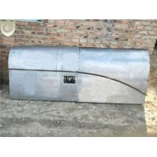 Гусеница Cat 320 CI кабриолет лист экскаватора металлическими крышками
