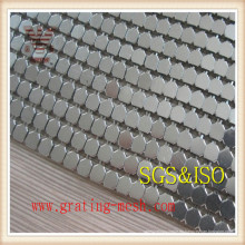 Metal Hotel Metal Screen / Metal Curtain Wall Mesh