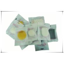 Esponja Konjac húmeda / seca 100% natural para baño / limpieza facial