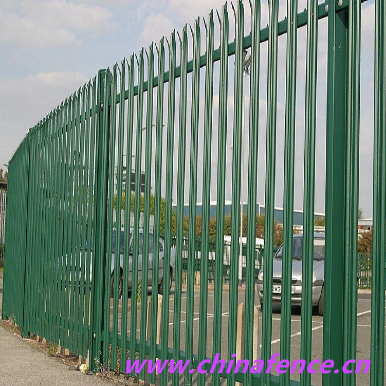 Galvanized Decorative Palisade