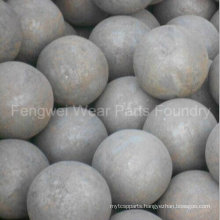 High Quality No Breakage Casting Grinding Ball