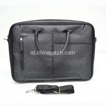 PU Mens Briefcase bag Tas Laptop