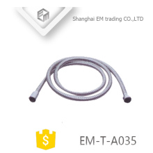 EM-T-A035 Stainless Steel Double Clip shower hose