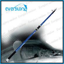 Tige de pêche Economic Tele Surf Rod hautement recommandée