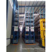 Cold Rolled Steel Narrow Aisle Racks Storage Vna Racking System Stacking Racks