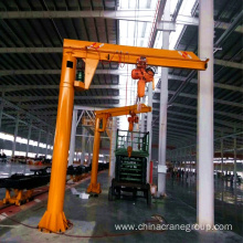 OEM/ODM for Pillar Crane Hoist Swing Arm Lift jib Crane supply to Western Sahara Supplier