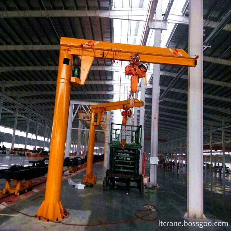 2 ton jib crane