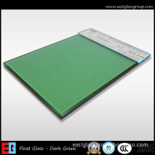 4mm 5mm 5.5mm 6mm 8mm 10mm Dark Green Float Glass