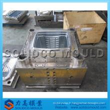 Boîte en plastique de stockage de blanchisserie d'injection de haute qualité moule Maker