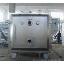 Stainless Steel Square Vacuum Dryer Machine , Drying Equipment For Pharmaceutical Industry