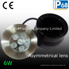 Luces de piscina asimétricas de 12V 6W (JP-94761-AS)
