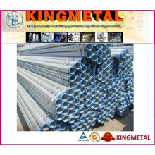 DIN 2440 ERW Hot Dipped Galvanized Steel Pipe