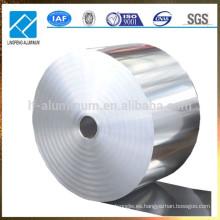 Jumbo Roll con hoja de aluminio de alta calidad para el vino bolsa