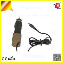 Belt Line usb cabo de dados Decorative Panel carregador de carro elétrico para celular