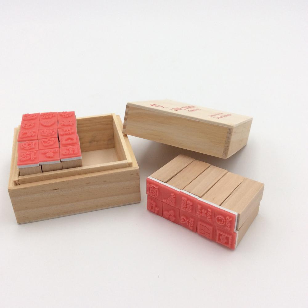 Baby Wooden Stamp