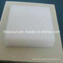 Hoja plástica blanca pura de los PP de la fabricación de China