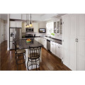 Vente chaude américaine moderne conçoit l'armoire de cuisine en bois massif