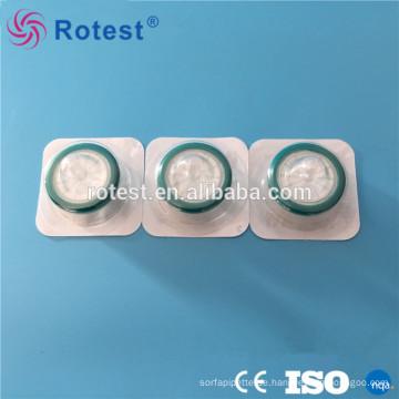 Sterile Einwegspritzenfilter aus Nylon / PES
